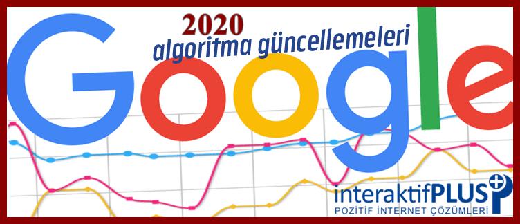 Google Ocak 2020 Çekirdek Güncellemesi