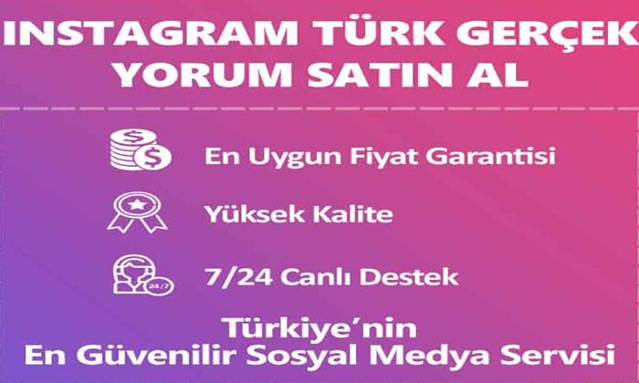 Instagram Türk Yorum Satın Al