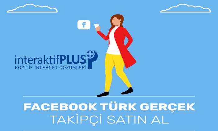 Facebook Türk Takipçi Satın Al