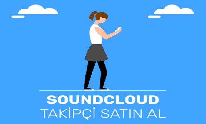 SoundCloud Takipçi