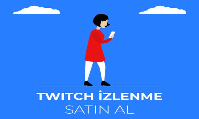Twitch İzlenme Satın Al