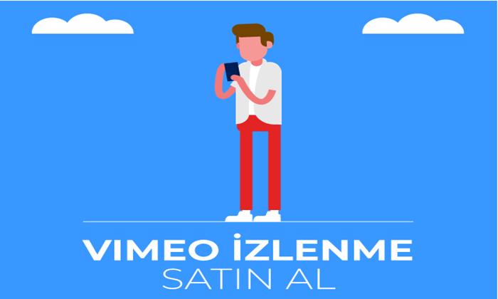 Vimeo İzlenme Satın Al