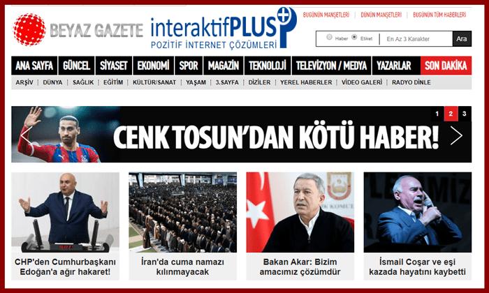 Beyazgazete.com Tanıtım Yazısı