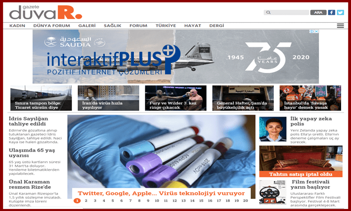 Gazeteduvar.com.tr Tanıtım Yazısı