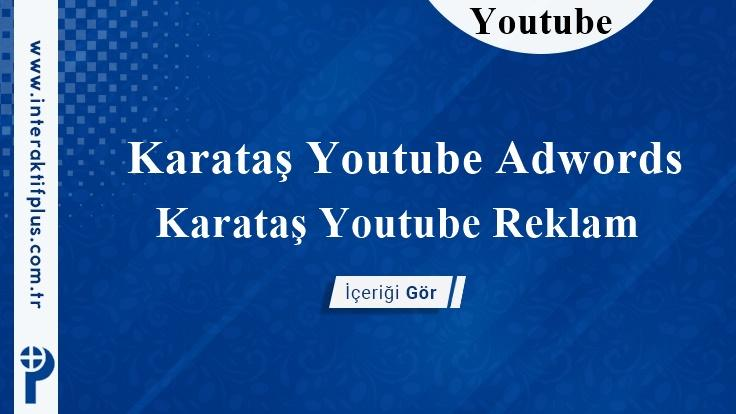 Karataş Youtube Adwords