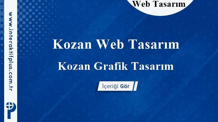 Kozan Web Tasarım