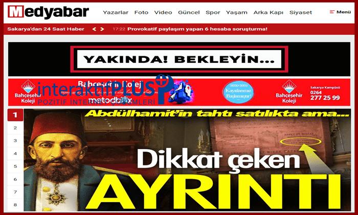 Medyabar.com Tanıtım Yazısı