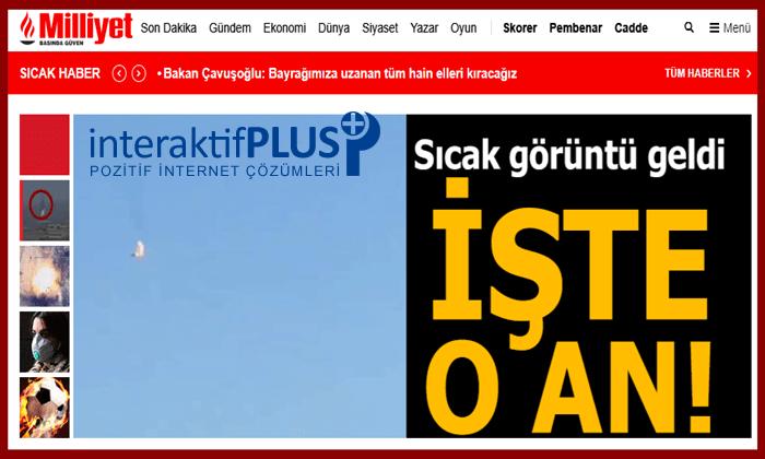 Milliyet.com.tr Tanıtım Yazısı