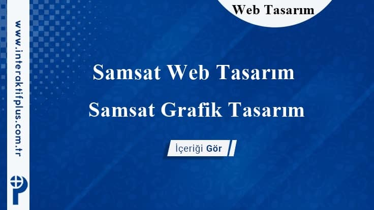 Samsat Web Tasarım