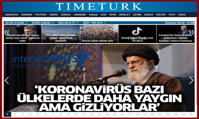 Timeturk.com Tanıtım Yazısı