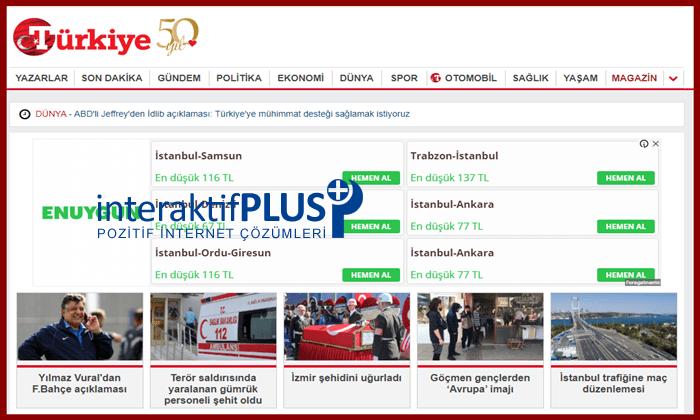 Turkiyegazetesi.com.tr Tanıtım Yazısı
