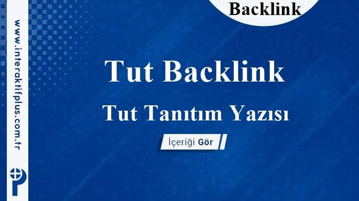 Tut Backlink