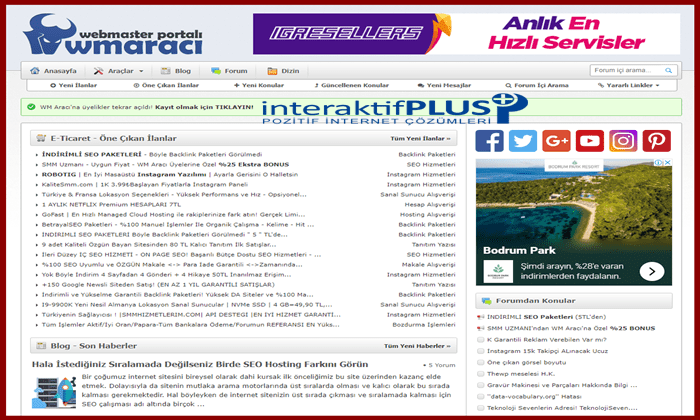 Wmaraci.com Tanıtım Yazısı
