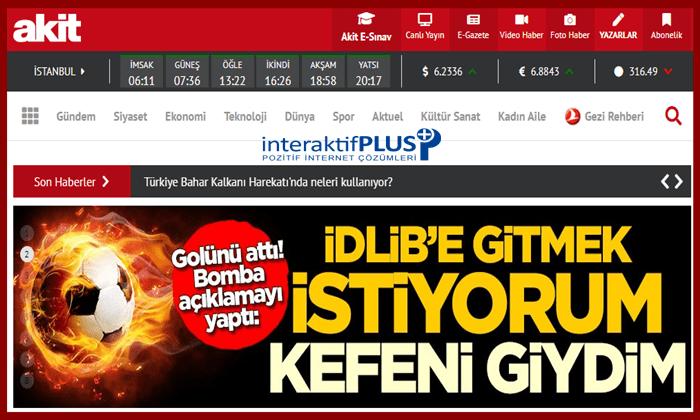 Yeniakit.com.tr Tanıtım Yazısı