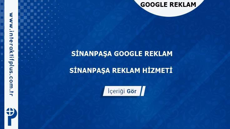 Sinanpaşa Google Reklam Danışmanı Sinanpaşa Google Adwords Ajansları