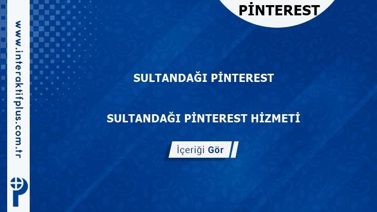 Sultandağı Pinterest instagram Twitter Reklam Danışmanı