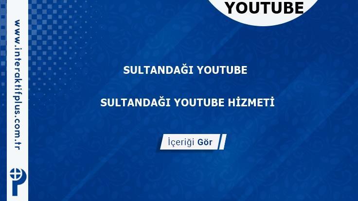 Sultandağı Youtube Adwords ve Youtube Reklam