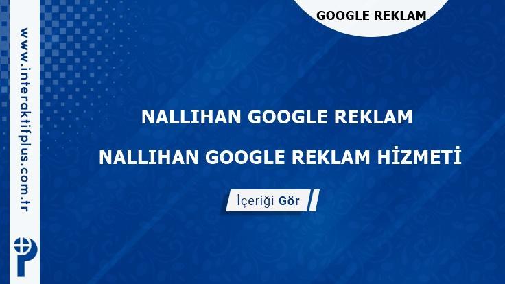 Nallihan Google Reklam Danışmanı Nallihan Google Adwords Ajansları