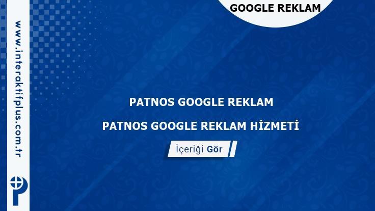 Patnos Google Reklam Danışmanı Patnos Google Adwords Ajansları