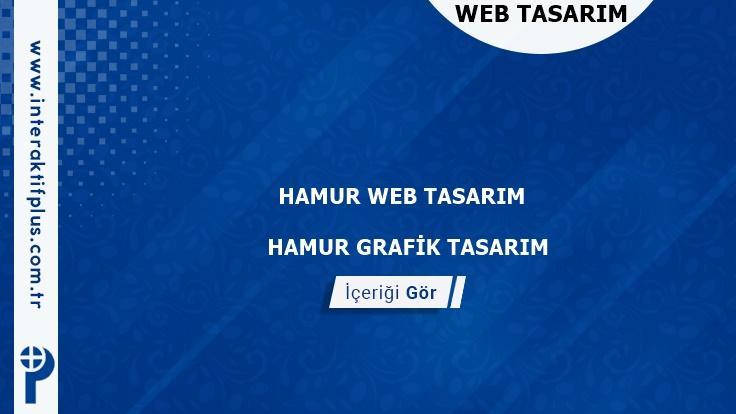 Hamur Web Tasarım ve Grafik Tasarım