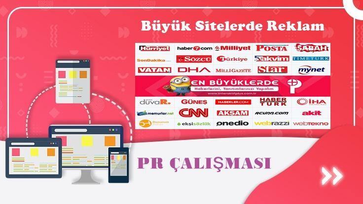 Büyük Sitelerde Reklam