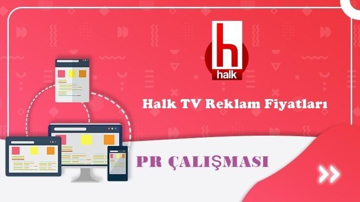 Halk TV Reklam Fiyatları