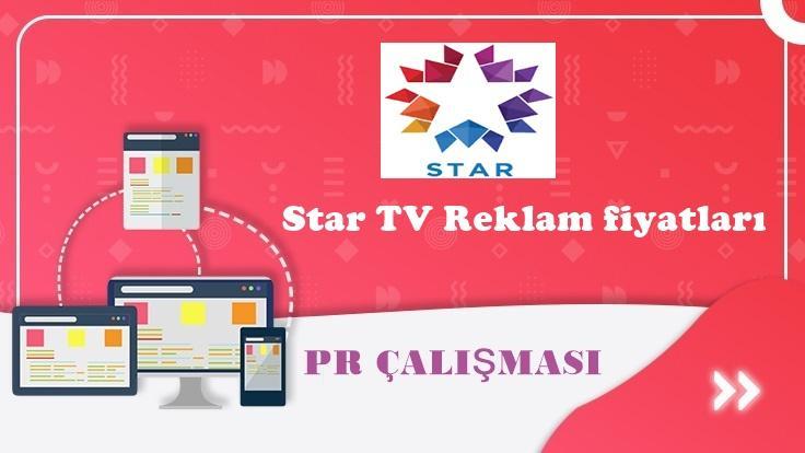 Star TV Reklam fiyatları