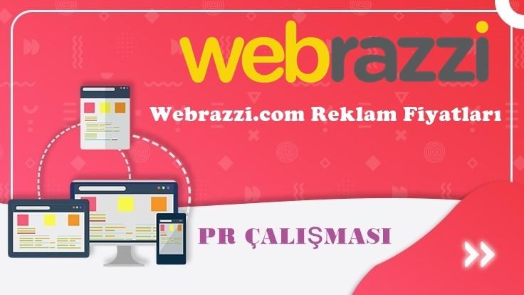 Webrazzi.com Reklam Fiyatları