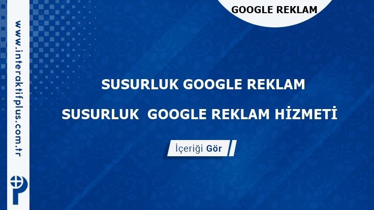 Susurluk Google Reklam Danışmanı Susurluk Google Adwords Ajansları