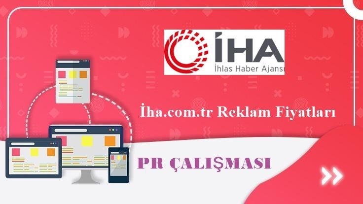 İha.com.tr Reklam Fiyatları