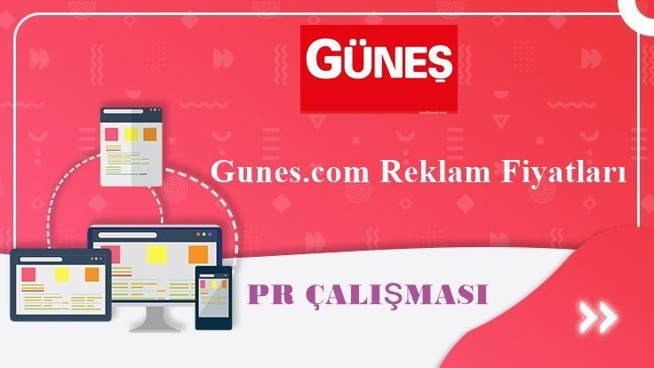 Gunes.com Reklam Fiyatları