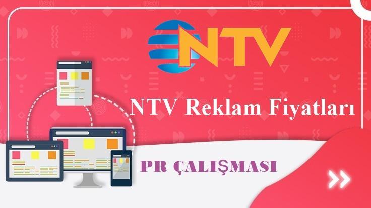 NTV Reklam Fiyatları