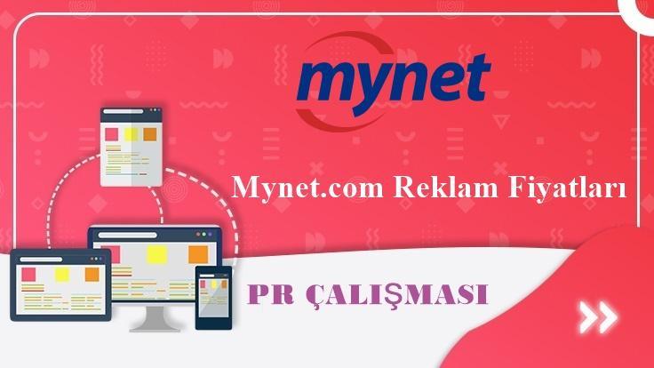 Mynet.com Reklam Fiyatları