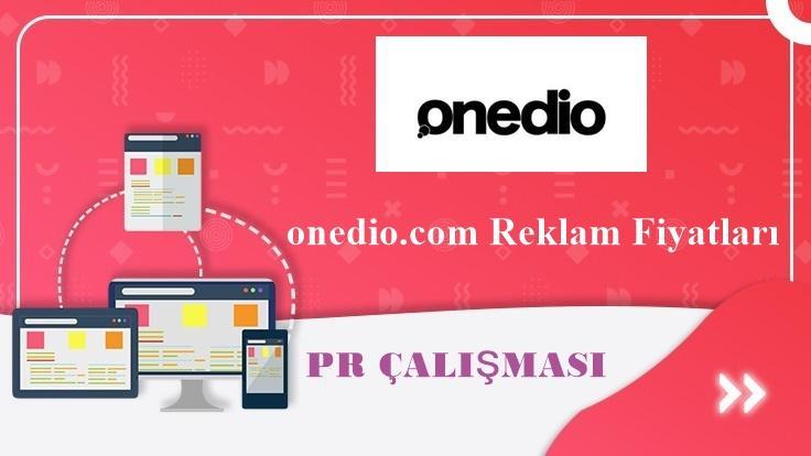 onedio.com Reklam Fiyatları