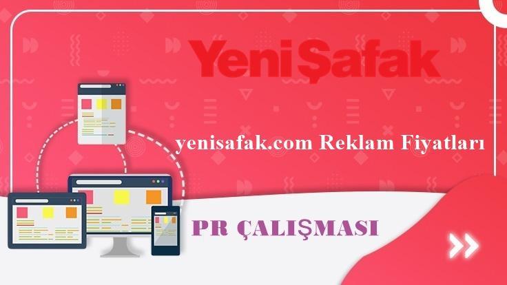 yenisafak.com Reklam Fiyatları